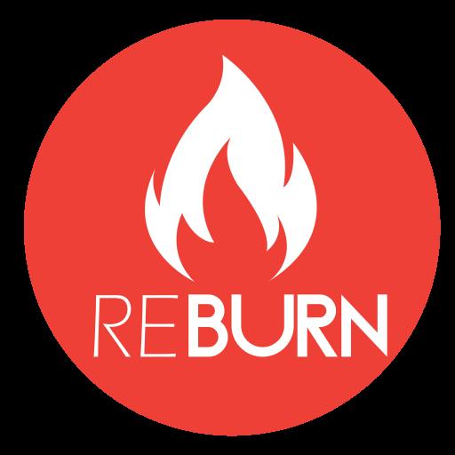 Reburn Marketing logo